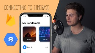 Connecting our Music App to Firebase! (Part 3 | SwiftUI | Xcode)