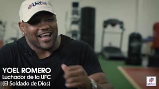 Yoel Romero (UFC) Entrevista lo que no sabías.