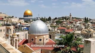 Dialogas ir susitaikinimas Artimuosiuose Rytuose