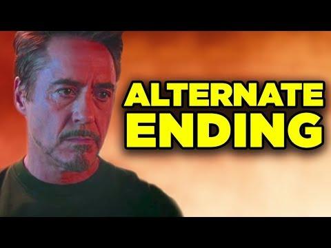Avengers Endgame ALTERNATE ENDING Revealed! Katherine Langford Scene Explained!