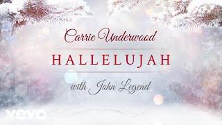 Carrie Underwood & John Legend - Hallelujah (Official Audio Video)