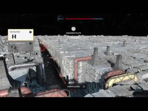 Battlefront Trench Run