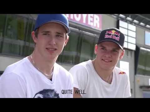 Meet Formula 3 Driver Joel Eriksson