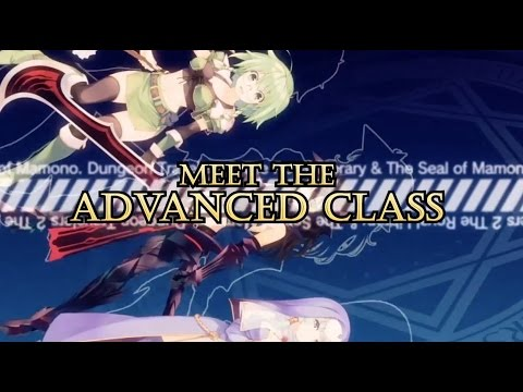 Видео № 2 из игры Dungeon Travelers 2: The Royal Library and the Monster Seal (Б/У) [PS Vita]