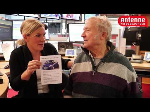 Rentner Reinhard Grams sucht seinen Skoda Fabia