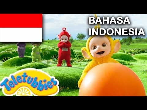 ★Teletubbies Bahasa Indonesia★ Bola Melambung ★ Full Episode - HD | Kartun Lucu 2018
