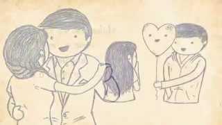 Um dia você encontra uma pessoa...