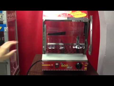 Maquina para hacer perros calientes Paragon