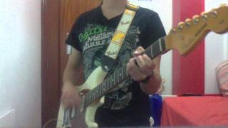 Arctic monkeys-fire and the thud cover