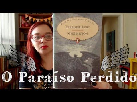 Resenha: O Paraíso Perdido, de John Milton