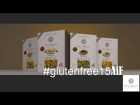 Pasta della tradizione italiana senza glutine