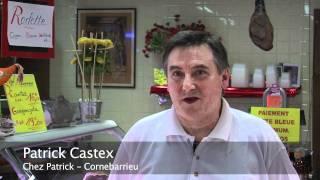 preview picture of video 'Chez Patrick (boucherie, charcuterie à cornebarrieu 31700 )'