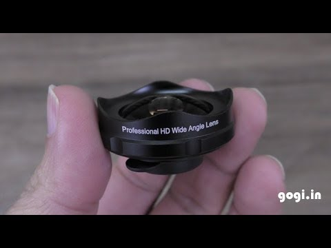 BlitzWolf BW-LS3 Wide Angle Lens review – 120 degree lens for smartphones