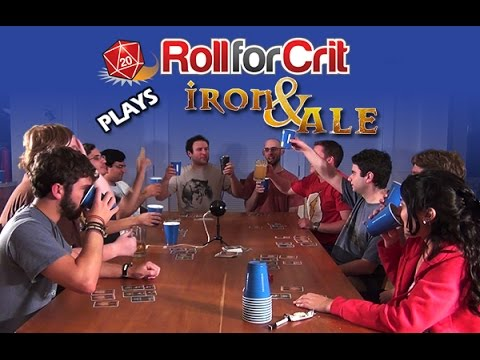 Iron & Ale - Roll For Crit Playback