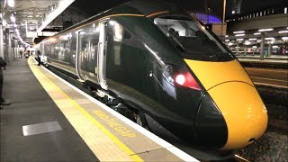 "BRAND NEW! GWR Class 800 - Hitachi Intercity ""Super Express"" 