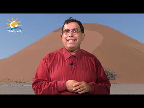 Travel Experience cu Cezar Dumitru la Travel Mix HD, Namibia
