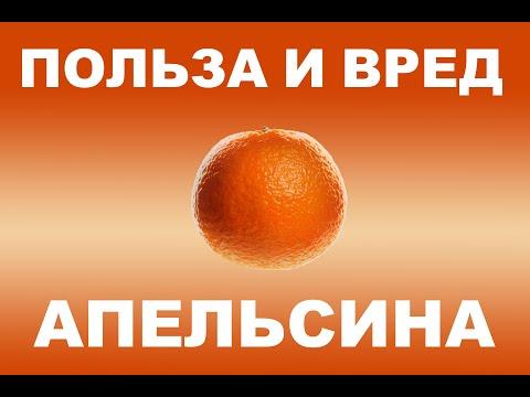 Апельсин - польза и вред фрукта