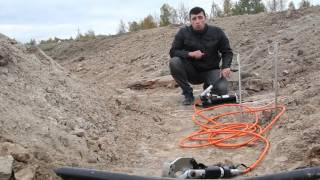 KBT set for cable cutting under voltage  НГПИ-85