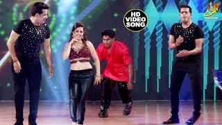 #Ravi Kishan & #Shivika Diwan    Superhit Dance Performance    Dubai Award Show