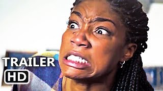 THE OATH Official Trailer (2018) Tiffany Haddish, John Cho Comedy Movie HD