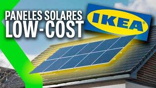 SOLSTRÅLE: Los PANELES SOLARES BARATOS de IKEA llegan a ESPAÑA