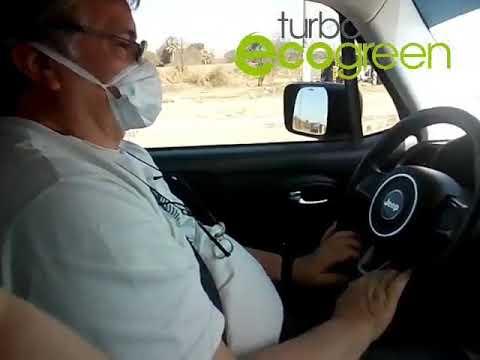 #JEEP #RENEGADE  Imparable con Turboecogreen