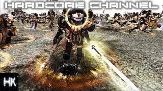 Warhammer 40 000 Soulstorm No Limit Mod - SoB 1v3 - Экзорцист