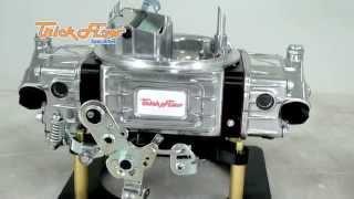 Trick Flow Track Heat And Street Heat Carburetors