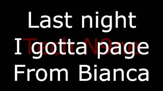 Tech N9ne - Mitch Bade (LYRICS)