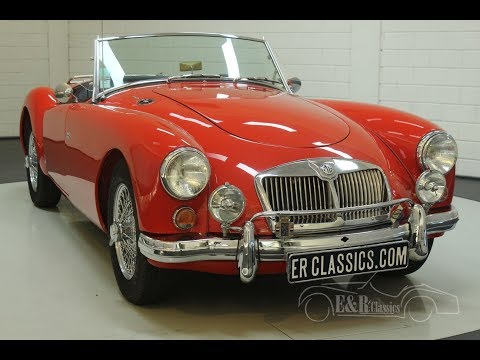 Video of Classic '62 MG MGA located in Waalwijk noord brabant - Q2W8