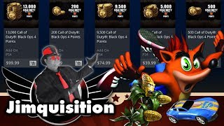 The Sinister Reasons For Adding Microtransactions After Launch (The Jimquisition)
