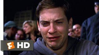 Spider-Man Movie (2002) - Uncle Ben's Death Scene (4/10) | Movieclips