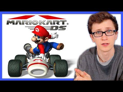 Mario Kart DS | On the Road Again - Scott The Woz