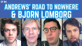 The Young IPA Podcast 184: Andrews' Road To Nowhere And Bjorn Lomborg
