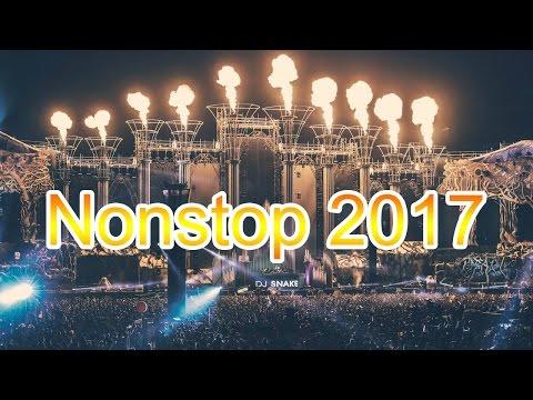 Nonstop 2017 - Nhạc sàn Bass Cực Mạnh Sôi Động 2017