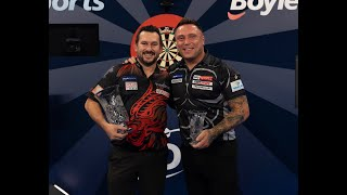 """Gerwyn Price on Grand Prix final loss: """"Jonny was the far better player but I'll get him next time"""""""