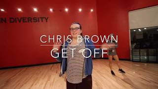 Chris Brown | Get Off | @Dareal08