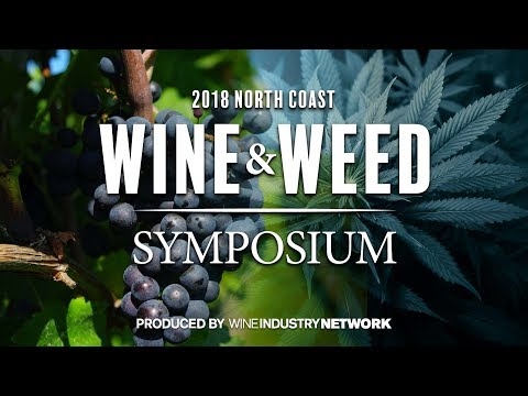 2018 Wine & Weed - Keynote Bill Silver, PHD