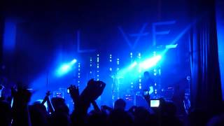 10. Call to Arms - Angels & Airwaves Full Concert (HD) 2012