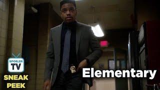 """Sneak peek 1 6.14 """"Elementary"""" - CBS"""