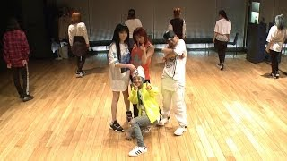 2NE1 - '너 아님 안돼 (GOTTA BE YOU)' Dance Practice