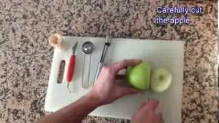 Hookah Apple Head  Fruit Bowl   Pro Edition