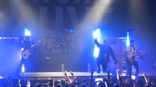 The Word Alive - The Wretched HD (Live in Toronto)