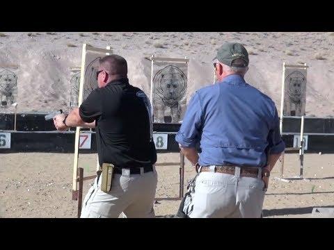 The Gunsite Academy Bear Drill