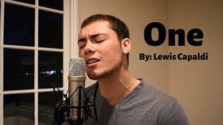 One   Lewis Capaldi(Brae Cruz Cover)