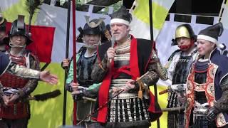 富士見市難波田城公園まつり2018セルビア共和国ネナド・グリシッチ大使を招待