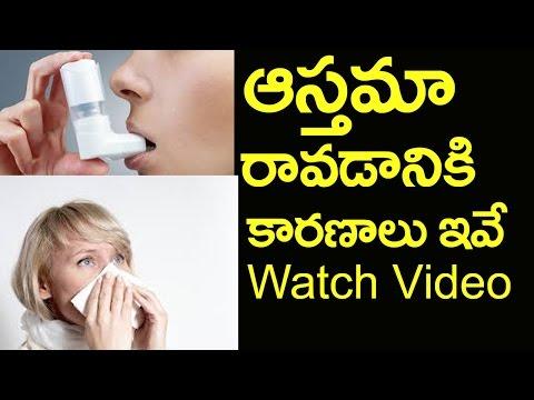 Video What is Asthma?|Causes|Symptoms|Treatment|ఆస్తమా ఎందుకు వస్తుందో తెలుసా ?|Friday Poster