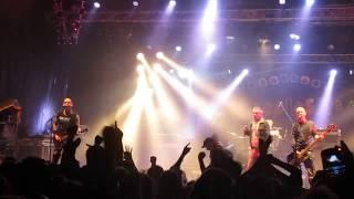 Toxoplasma - Schwarz Rot Braun (live @ Resist To Exist 2017)