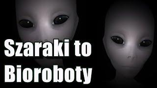 Szaraki to bioroboty! Tak twierdził pułkownik z armii USA