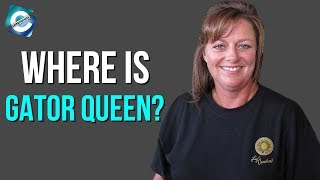 Where is Gator Queen Liz Cavalier from Swamp People now?
